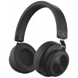 Casque Bluetooth KSix BXAUHBT01 / Noir