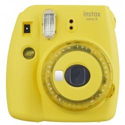 Appareil photo à impression instantanée Fujifilm Instax Mini 9 / Jaune Édition limitée + Gratuité 10Dt