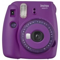 Appareil photo à impression instantanée Fujifilm Instax Mini 9 / Violet Édition limitée + Gratuité 10Dt