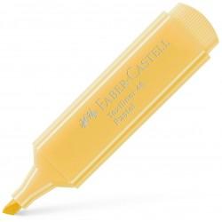 Surligneur Faber-Castell TEXTLINER 46 Pastel / Vanille
