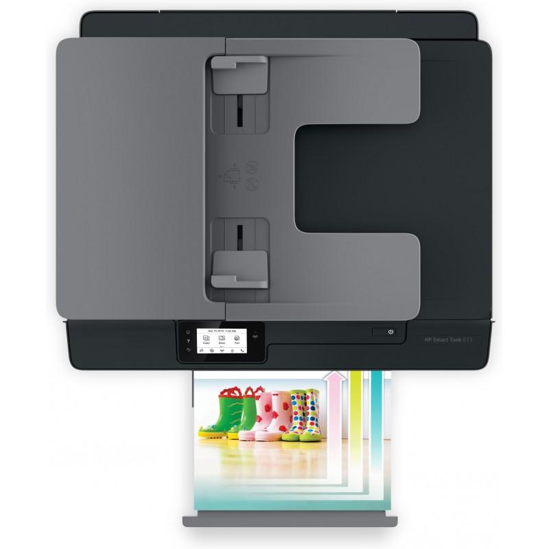 imprimante multifonction hp smart