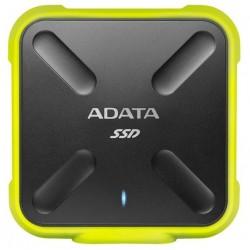 DISQUE DUR EXTERNE SSD ADATA ASD700 / 256 GO / VERT