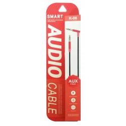 Câble Audio Smart K-06 Jack...
