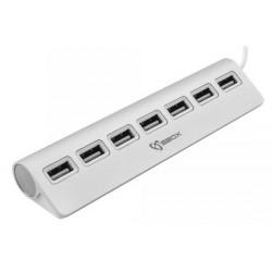 Hub USB 7 Ports SBOX H-207