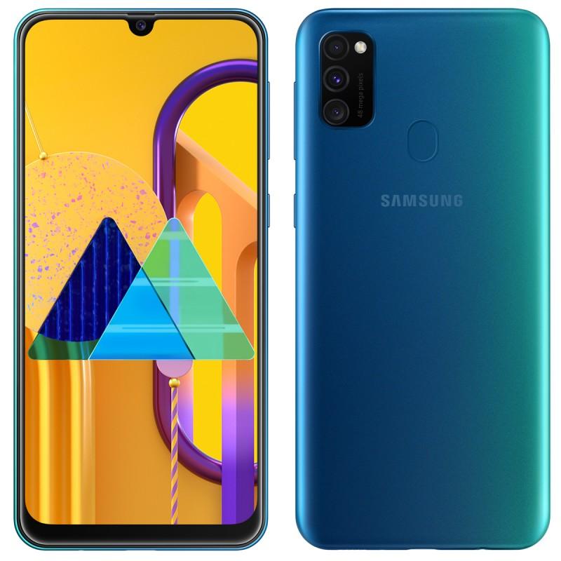 Samsung Galaxy M30s / Bleu - SM-M307F-BL