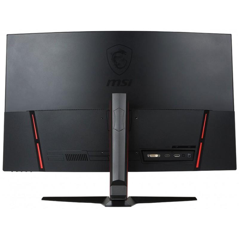 "ECRAN GAMING INCURVÉ MSI OPTIX AG32CV FULL HD 31.5"" / 165 HZ"