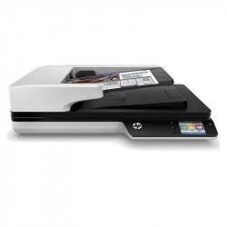 Scanner à plat HP ScanJet 4500fn1 / Réseau