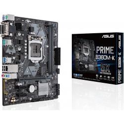 Carte mère Asus Prime B360M-K