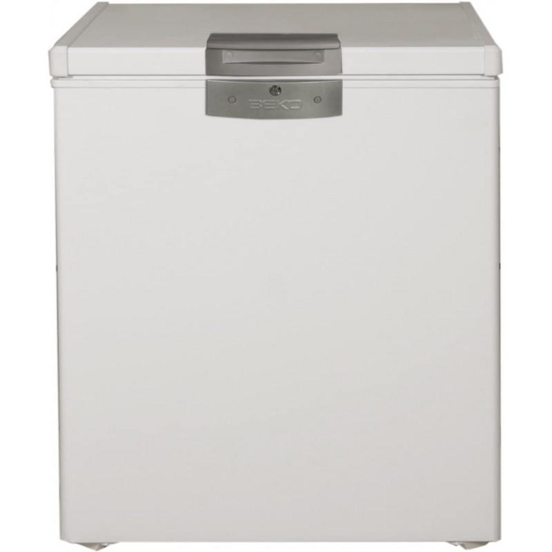 Congélateur Horizontal Beko HS221520 / 205 Litres / Blanc