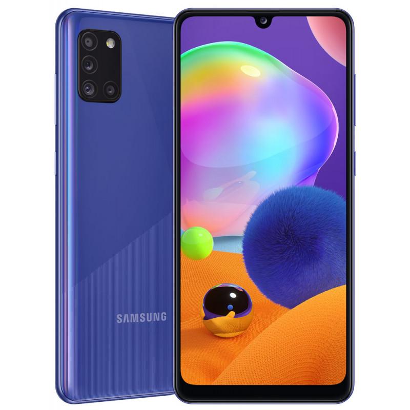 Samsung Galaxy A31 / Bleu - SM-A315F/DS-BL