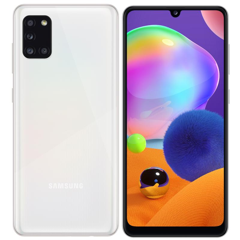 Samsung Galaxy A31 / Blanc - SM-A315FV-WH