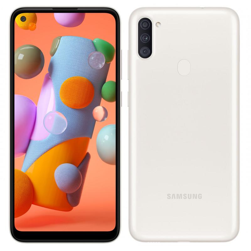 Samsung Galaxy A11 / Blanc Offerte - BU-SM-A11-WHITE