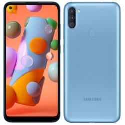 Galaxy A11 bleu
