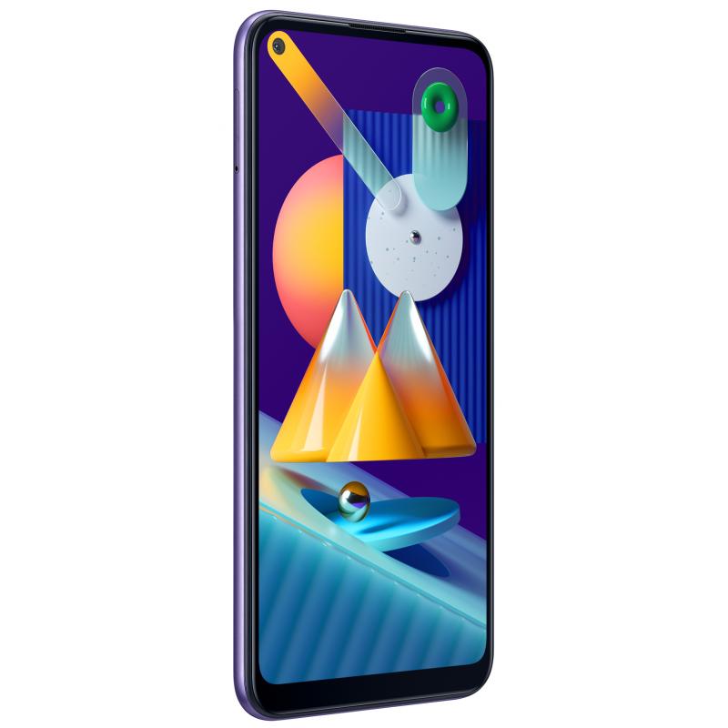 Galaxy M11 screen