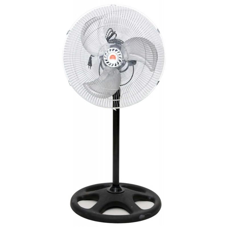 Ventilateur avec support pied rotation 360°