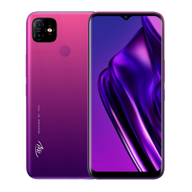 Itel P36 Pro / 4G / Double SIM / Violet Dégradé +...