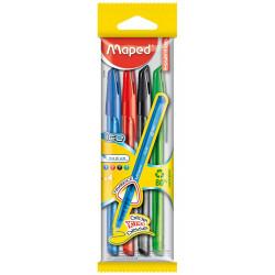 Pochette de 4 stylos...