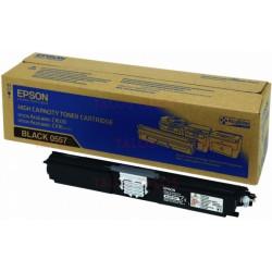 Toner Noir Epson  C1600/Cx16