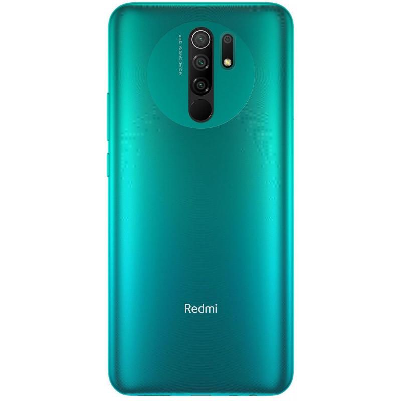 Xiaomi Redmi 9 cameras