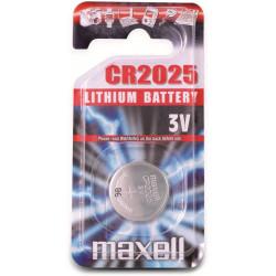 Pile Bouton lithium Maxell...