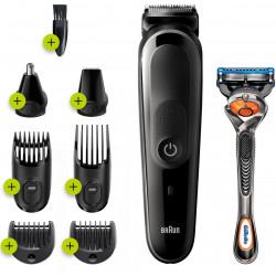 Tondeuse à barbe Braun 8en1...