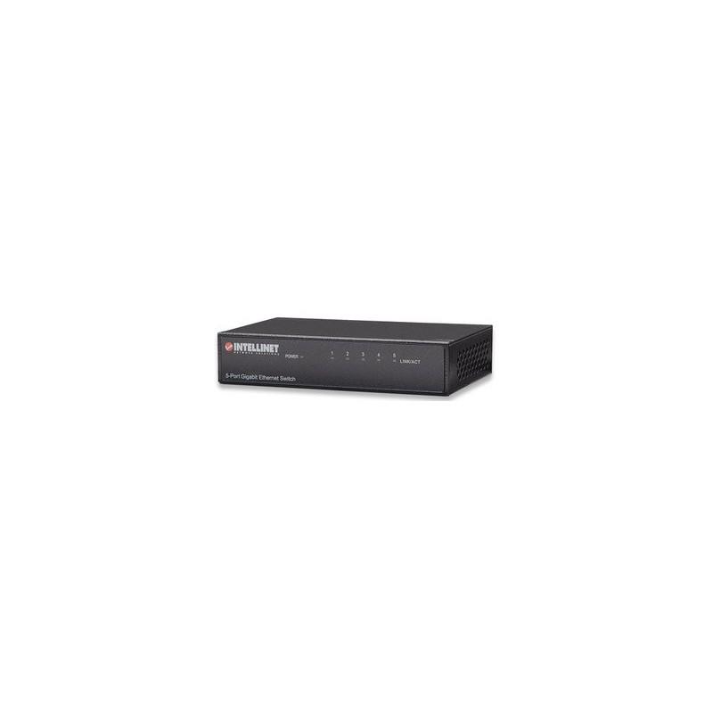 Switch 5 Ports 10/100/1000 Gigabit