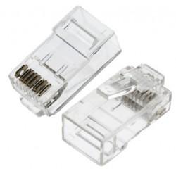 100x Connecteurs modulaire...