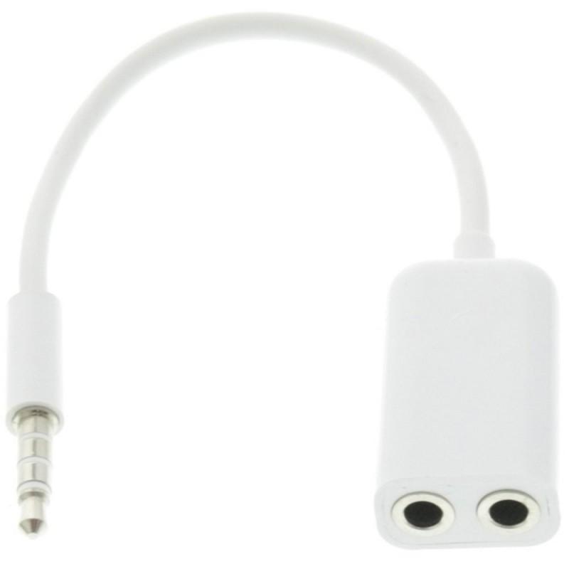 Adaptateur Jack Audio multi-prise doubleur Jack 3,5 mm 4df549b86e69