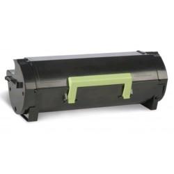 Toner Adaptable Lexmark MS310-410 / Noir / 5000 pages