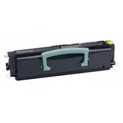 Toner Adaptable Lexmark E342 / Noir / 2500 pages