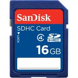 Carte Mémoire Sandisk SDHC 16 Go / Class 4