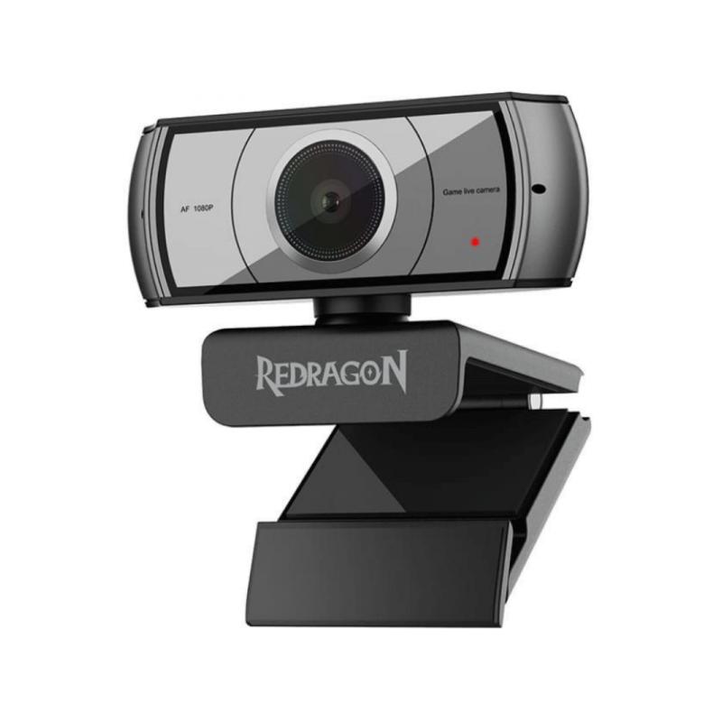Webcam Redragon Apex GW900 FULL HD 30 FPS Autofocus