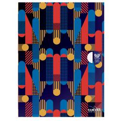 Cahier Piqué Yamama Piqûre 96P (24X32) 5x5 80G