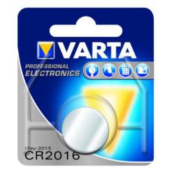 Pile Varta CR2016 Lithium 3V 90 Mah
