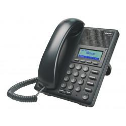 Téléphone IP SIP PoE Fixe...