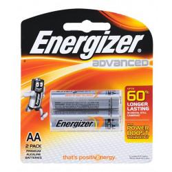 2x Piles AA Energizer...