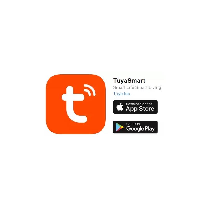 Application mobile : Tuyasmart