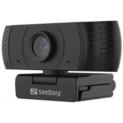 Webcam USB Sandberg Office...