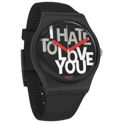 Montre Mixte Swatch Hate 2...