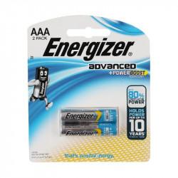 2x Piles Energizer Advanced...