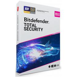 Antivirus Bitdefender Total...
