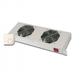 Ventilateur 2 FAN ESTAP +Thermostat