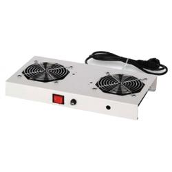 Ventilateur 2 FAN ESTAP + Interrupteur