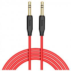 Câble jack jack Hoco / 1m / Noir