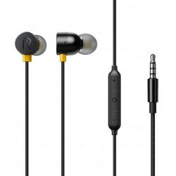 Écouteurs Stéréo avec Micro Realme MA11 / Noir
