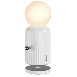 Lampe de bureau Hoco H8 Jewel / Blanc