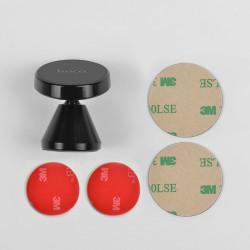 Mini Support de Voiture Magnétique Hoco CA46 / Noir