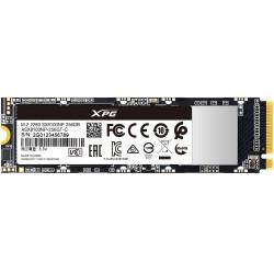 Disque Dur Interne SSD Adata XPG SX8100 PCIe Gen3x4 M.2 2280 / 256 Go