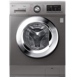 Machine À Laver Lavante Séchante Automatique LG 9 Kg / Silver