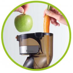 Extracteur à jus Kenwood Pure Juice Pro JMP800SI / 240W